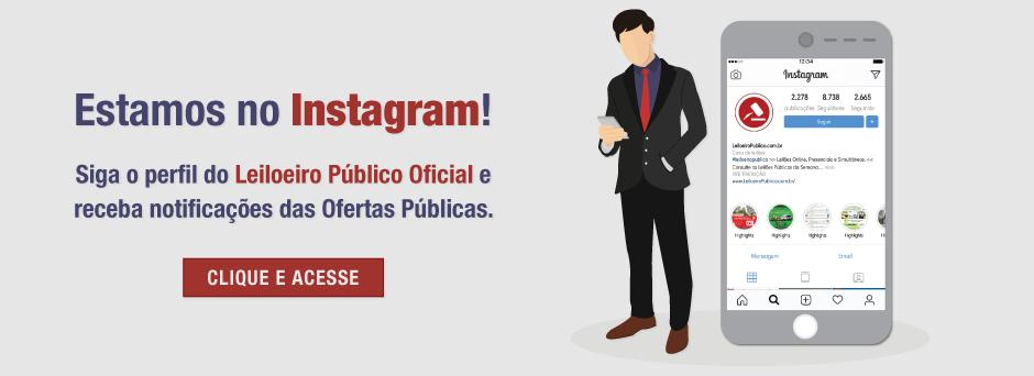 Siga nosso perfil no Instagram!!